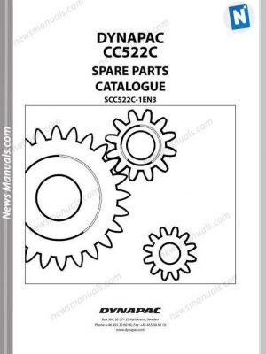 Komatsu D65Px 16 Parts Book