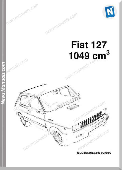 Fiat 127 Service And Repair Manual