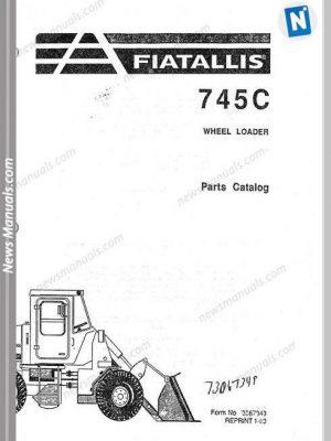 FIAT-ALLIS All Manuals • News Manuals