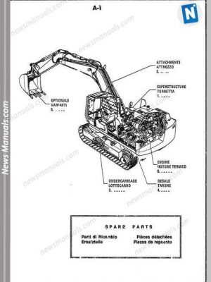 Volvo Penta Tad650Ve Spare Parts Manual