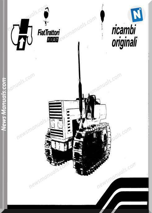 Fiat Serie 565 Parts Catalog French Language