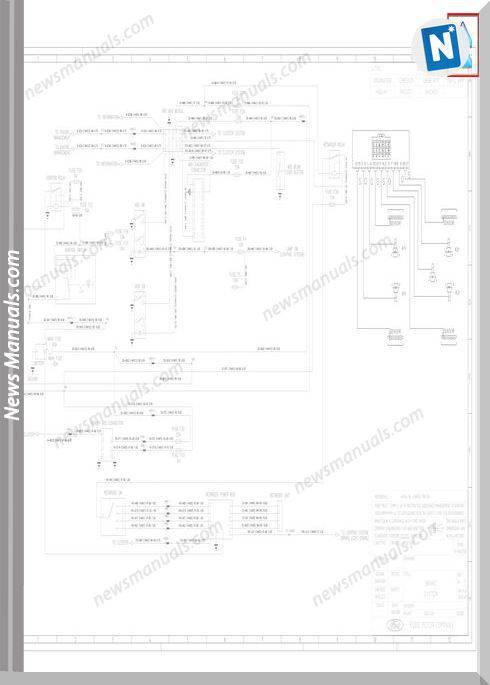 Ford Transit C2000 Models English Wiring Diagrams