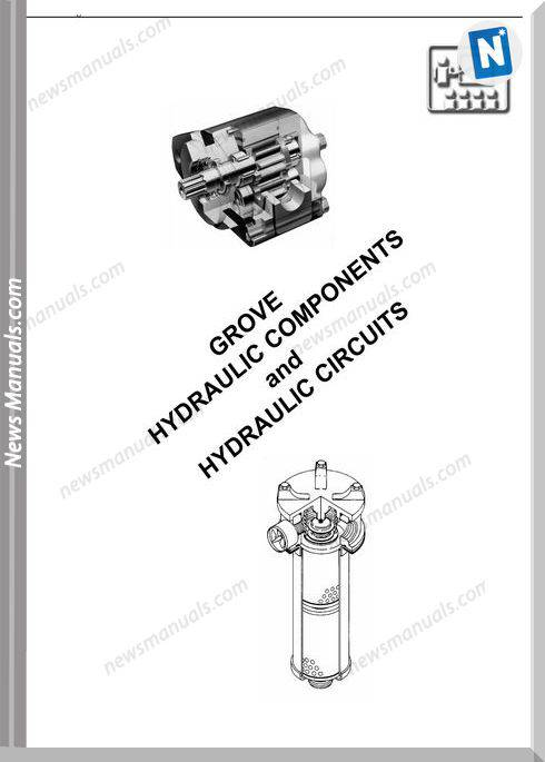 Grove Hydraulic Components And Hydraulic Circuits