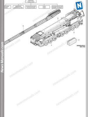 Grove Mobile Crane Gmk 7450 Operators Manual
