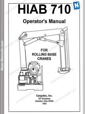 Volvo Fm Fh Vers2 A-652195- Service Manual