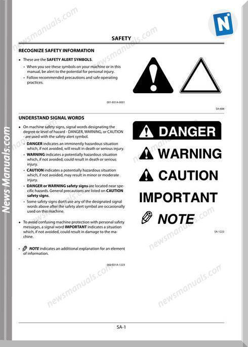 Hitachi Zaxis 210W 220W 3 Workshop Manual