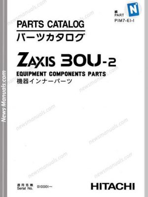 Doosan Dx225Lc Excavator Parts Manual