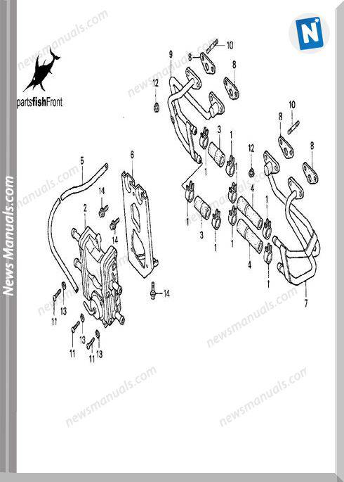Honda Cbr900Rr 98 Parts Manual And Microfiches