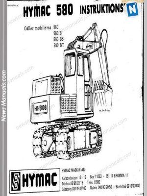 Bell Equipment B35D B40D Dumptruck Repair Manual