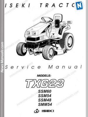 Jlg 600A And 600Aj Service And Maintenance Manual