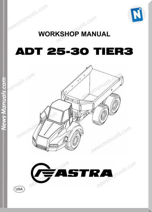 Iveco Astra Adt 25-30 Tier3 Workshop Manual
