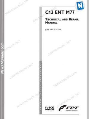 Bobcat S130 Skid Steer Loader Service Manual 6987032