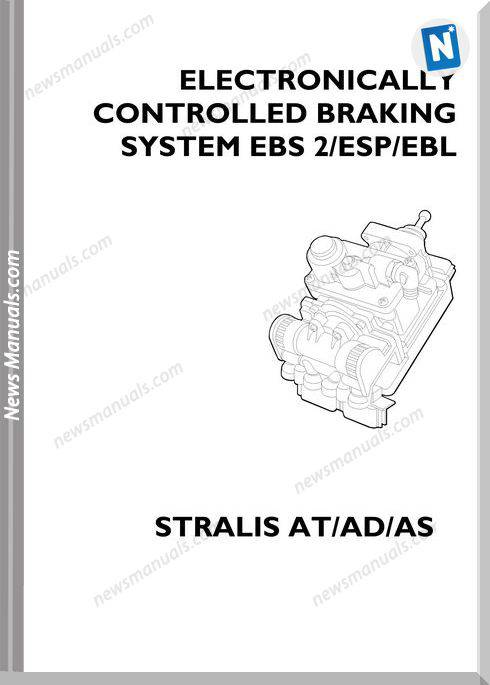 Iveco Stralis At,Ad,As Ebs 2,Esp,Ebl Wiring Diagram