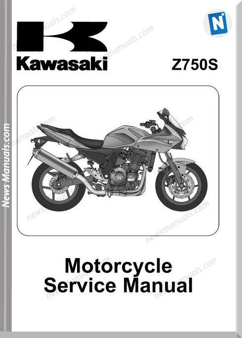 Kawasaki Z750S Service Manual