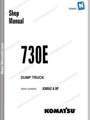 Mitsubishi 6D14-15-16 Workshop Manual