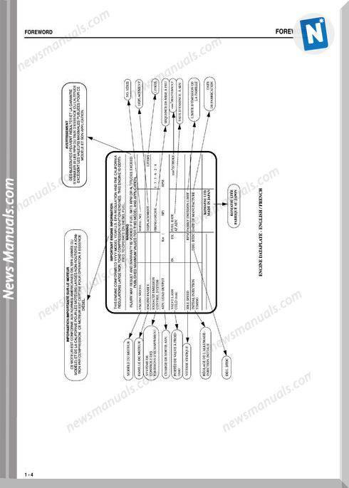 Komatsu Dump Truck Hm350 1 Operation Maintenance Manual