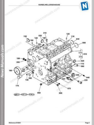 Zf Ecomat Transmission Hp500,590,600 Operation Manual