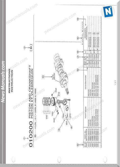 Kubota M7040Su Tractor Spare Parts