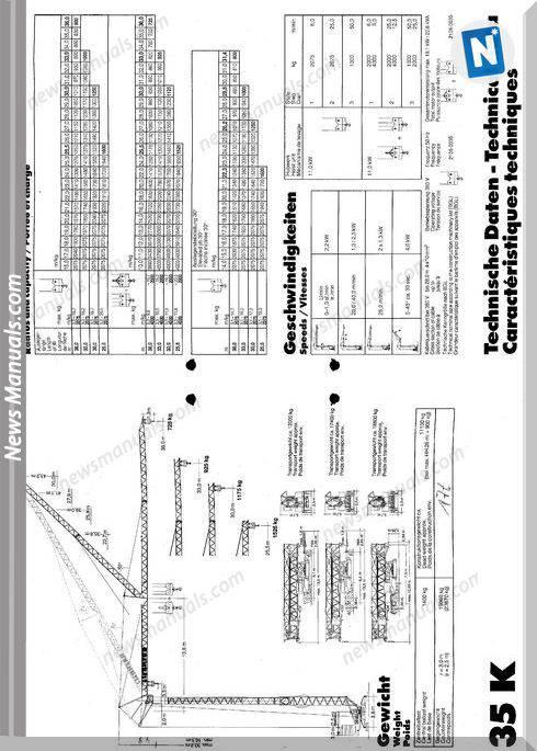 LIEBHERR A312 WHEEL EXCAVATOR OPERATION MAINTENANCE MANUAL
