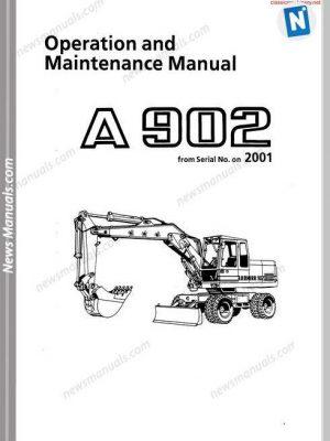 Fiat Allis Fd7 Crawler Dozer Op-Maintenance Manual