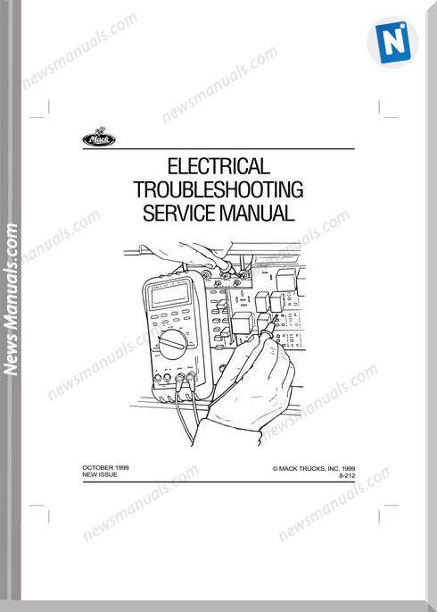 Mack Electrical Troubleshooting Manual