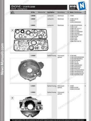 Massey Ferguson Mf135 40 148 152 158 168 188 Technical Manual