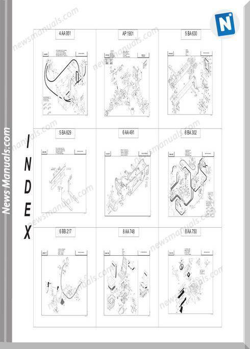 Manitou Mlt845-120 Models Series4-E3 Part Manual