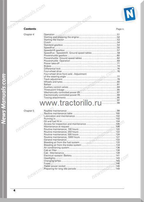 Massey Ferguson Mf2400 Operators Manual