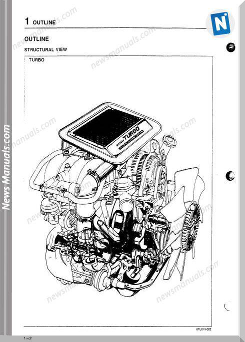 Mazda Rx7 Engine Service Manual