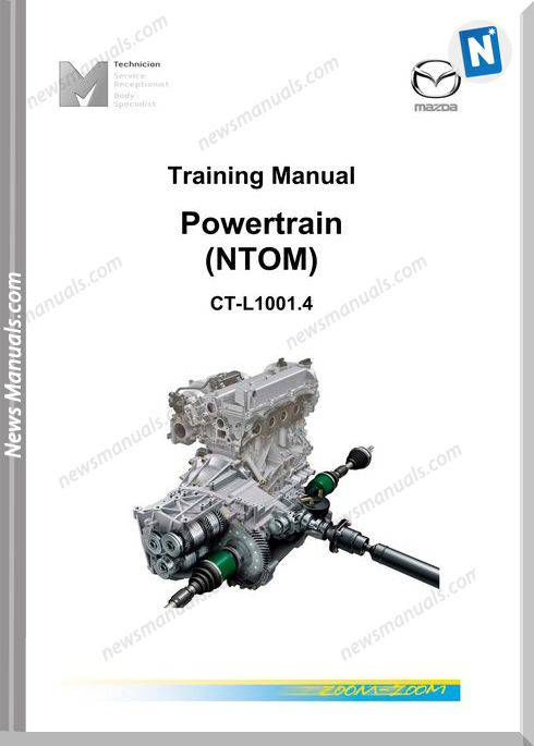 Mazda Training Manual Powertrain Ct L1001 4