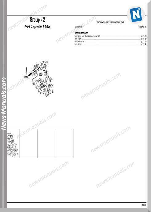 Mercedes Benz Sprinter 2006 Parts Manual