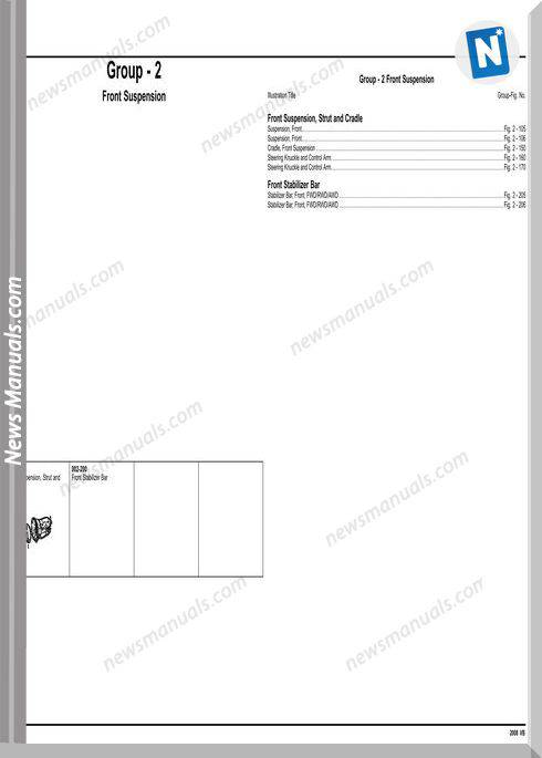 Mercedes Benz Sprinter 2008 Parts Manual