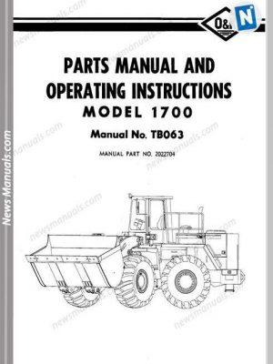 Liebherr Crane Ltm-1070-4-2-1 Spare Parts Catalogue