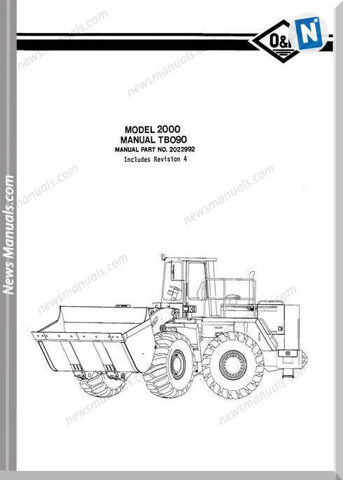 O K 2000 3 Models Part Manual