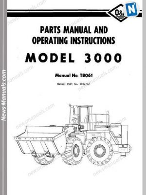 Manitou Forklift Msi50-47974Pd Parts Manuals