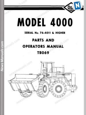 Isuzu 4Ja1 4Jh1-Tc Models Engine Service Manual