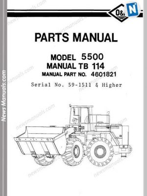 Sandvik Model Qa340 Operators Manuals