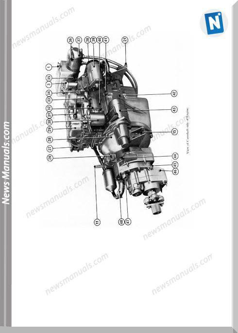 Perkins 4108 Workshop Manual