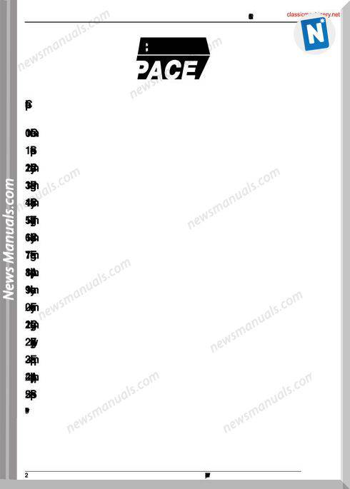 Perkins New 1000 Series Workshop Manual 1