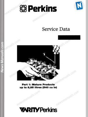Ford 2 5L Lrg425 Industrial Engines Service Manual