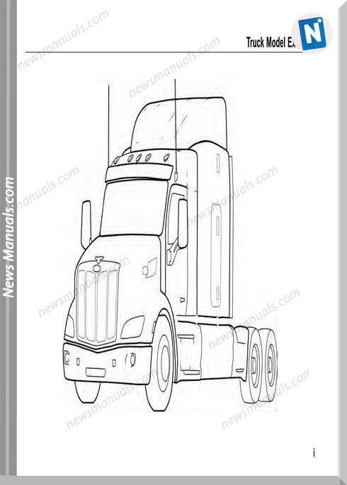 Peterbilt 579 Manual English Operator Manuals