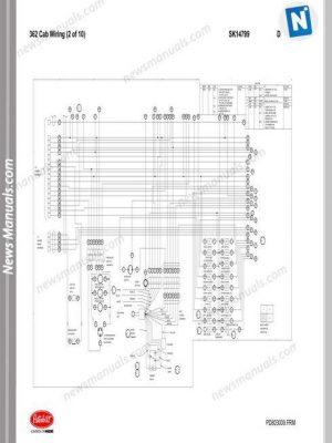 Peterbilt Pb379 Family P94 6016 Models Wiring Diagram