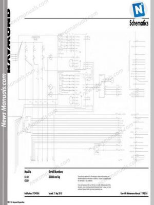 Aisle-Master Electric Mkiii 2016-Up Am15Ne-M3 Parts Manuals