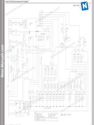 Gehl 383Z Compact Excavator Parts Manual 918195B