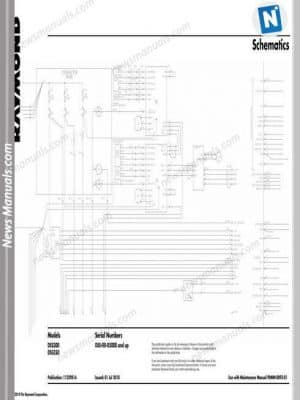 Perkins Engine Motor 854E-E34Ta Repair Manual