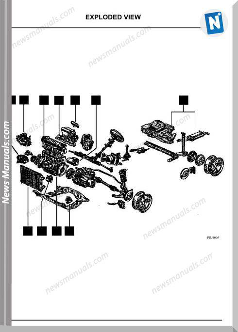 Renault Megane Scenic 1996 2002 Engine And Peripherals