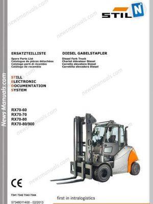 Takeuchi Compact Excavator Tb53 Fr Workshop Manual