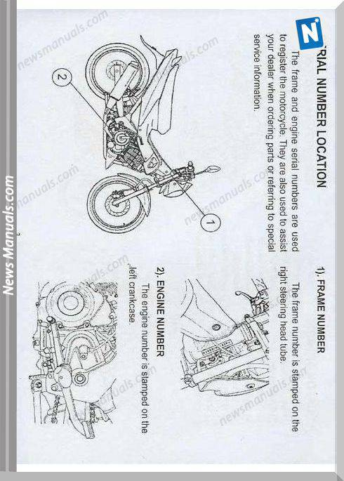 Suzuki Raider Owners Manual Fu150Sc