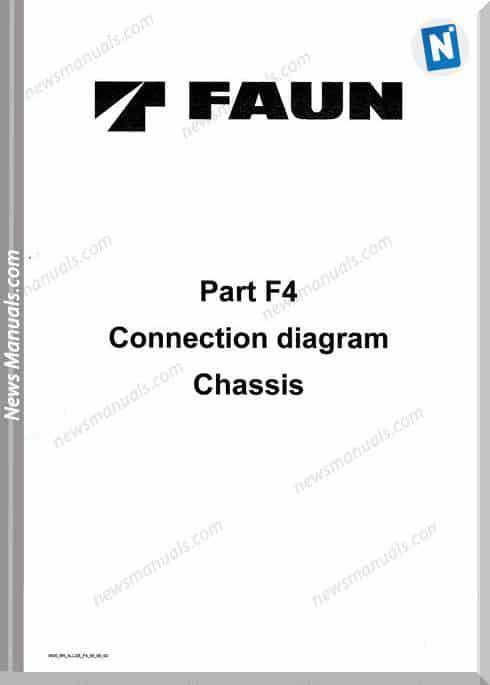 Tadano Faun Connection Diagrams Chassis