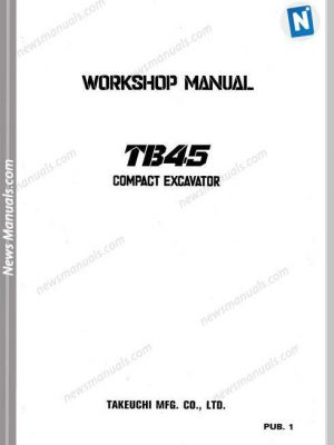 Deutz Fl511 Workshop Manual
